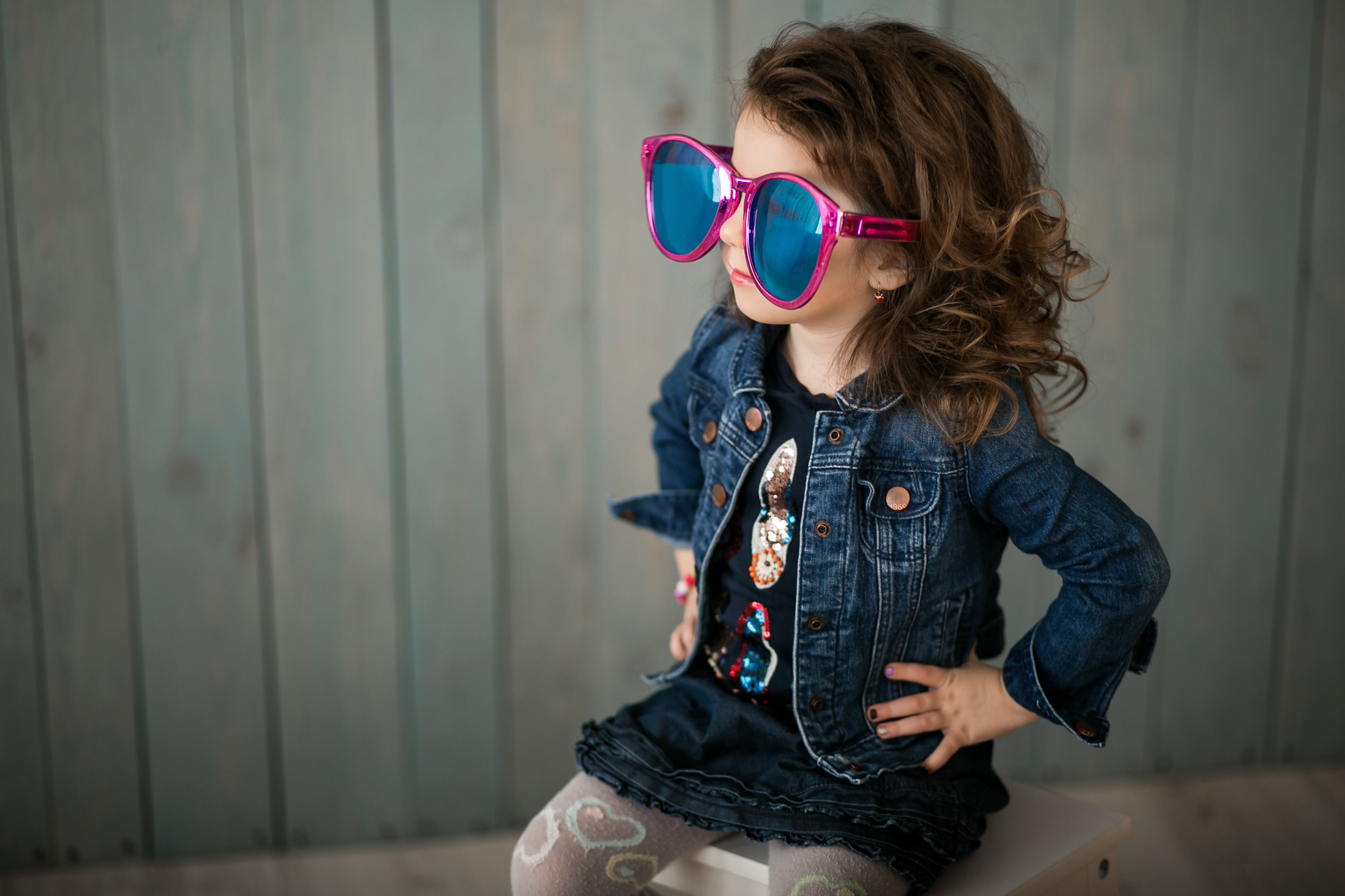 Okulary przeciwsłoneczne dla dzieci