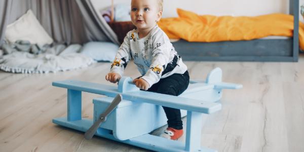 najmodniejsze dodatki do pokoju dziecka